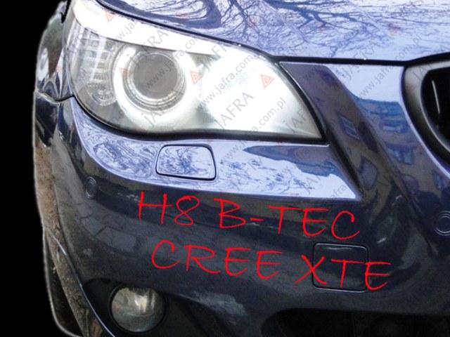 LED H8 CREE XTE 80W RINGI BMW