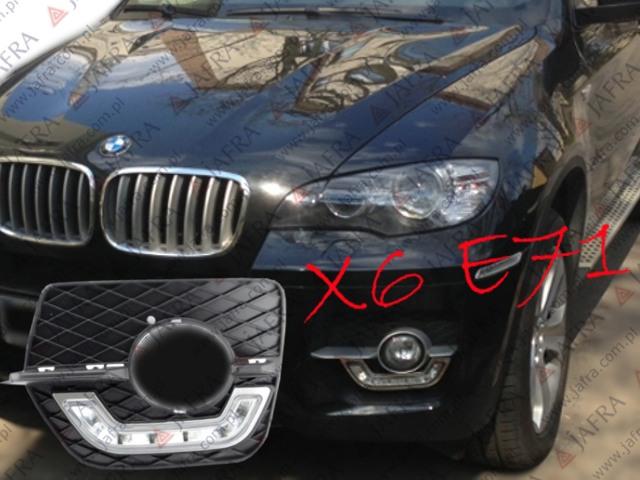 BMW X6 E71 SWIATŁA DZIENNE